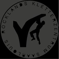 Logo Rocklands Kletterhalle Saarlouis